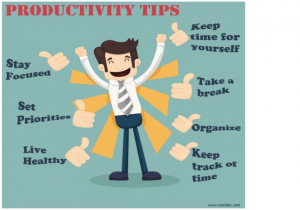 10 Realistic Ways to Boost Productivity 1