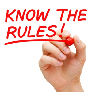 Adhere to the Rules in Healthcare Documentation 1