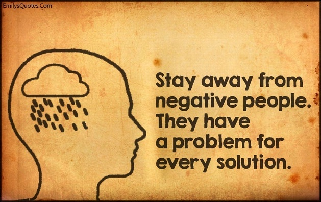 Deal Positively with Negative People -Avontix 1