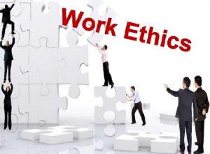 Follow the Workplace Ethics 1
