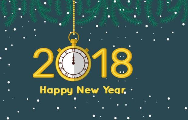 Welcome New Year! -Avontix 1